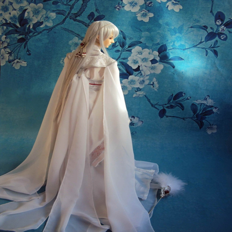 1/3 1/4 BJD Clothes uncle Bjd costume clothes ancient costume 1 3 1 4 uncle bjd costume clothes ancient costume