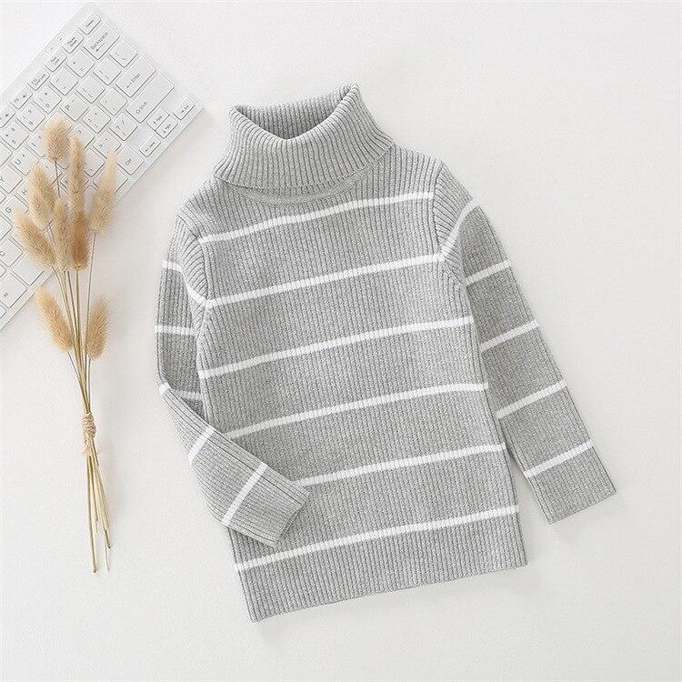 moda 1 6y listra quente camisola do bebe 01