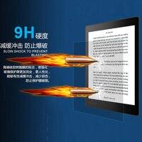 Nieuwe 9 H Hardheid Anti Shatter Gehard Glas Screen Protector Explosieveilige Film Guard Voor Kobo Aura Een 7.8 inch eReader Ebook