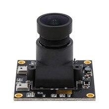 ستار ضوء إضاءة منخفضة 2MP HD 1080 وعاء سوني IMX291 كاميرا UVC التوصيل لعب سائق وحدة كاميرا بمنفذ USB مع ميكروفون