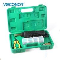 Veconor Professional Hot Stapler Plastic Repair System Welding Gun Bumper Fairing Auto Body Tool Plastic Welder