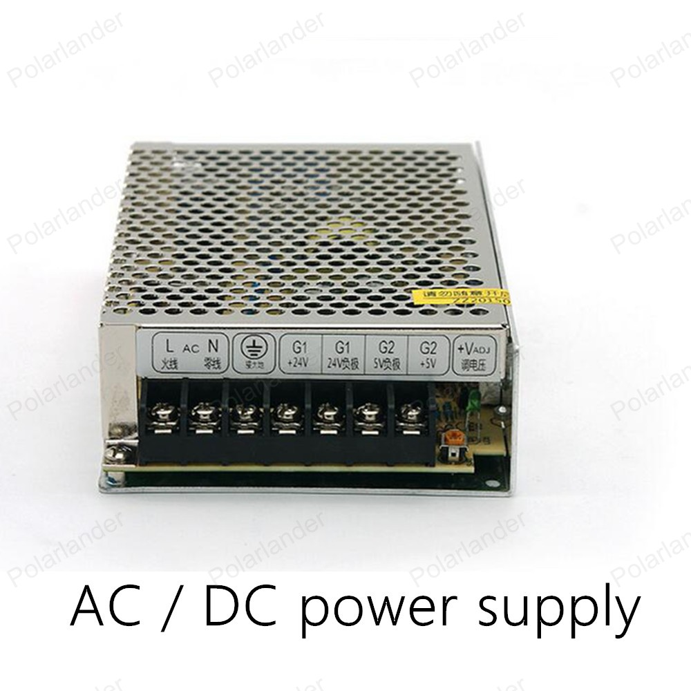 Power Supply Ac Dc 12v 50w Dual Output Unit To Converter Module Accessories Led Drivers Variable Voltage Regulator Lighting Transformers
