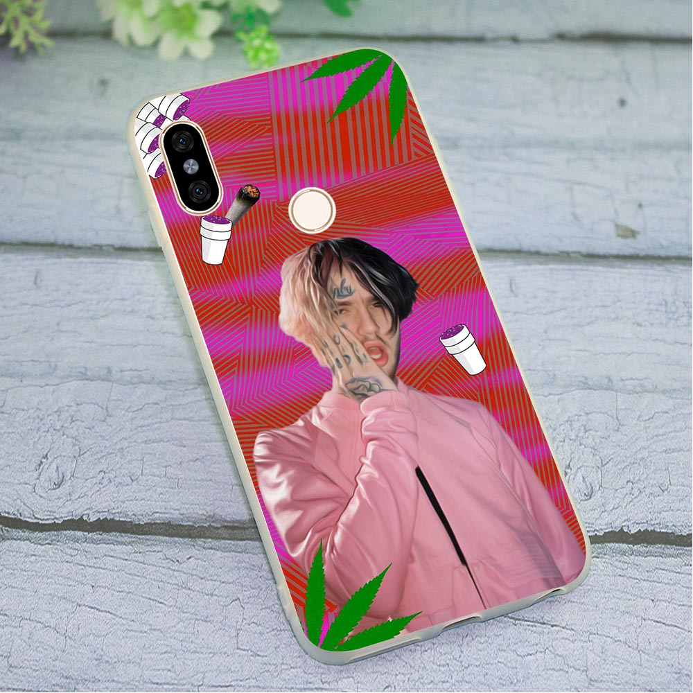 Lil Pump Peep Green Day Phone Cover for Redmi 5 Case Mi A2 Lite Mi 8 9 SE Redmi 4X 4A 5A Plus 6A Pro
