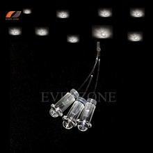 Потолочные пластиковые концевые фитинги для светильник ческого