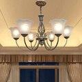 País Estilo de Iluminação Pingente de Luz E27 CONDUZIU a Lâmpada Do Vintage Lâmpada 110 V/220 v Para Casa Sala de estar Iluminação Nordic Lâmpada do vintage Pendente
