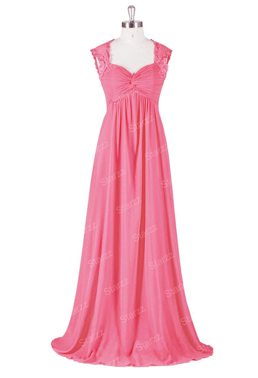 Famoso Vestidos De Dama De Coral Luz Ornamento - Colección de ...