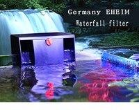 Германия 2042 EHEIM Бесплатный подвесной внешний настенный Аудио визуальный водопад фильтр для аквариума легко установить и работать