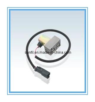 Solenoid Valve 702-21-57400 702-21-55901 for PC200-7 PC200-8 PC200LC-8 цена и фото