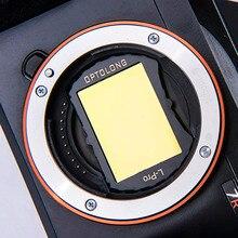 Optolong l pro sony ff do astrofotografii filtry zanieczyszczeń z dzikiego pola filtr Sony FF LD1003F