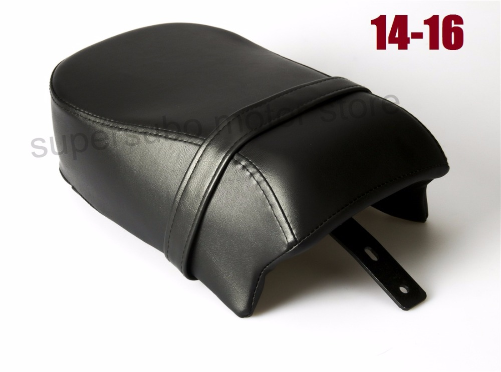 Rear Passenger seat For Harley Sportster Iron XL883N Forty Eight 48 XL1200V 16-17 for harley Motorcycle