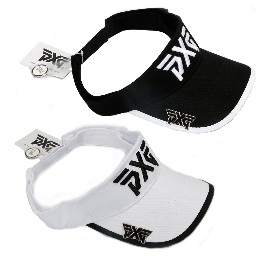 цена на NEW PXG Golf Caps sunscreen shade sport golf hat Baseball cap Outdoor sport cap Unisex men High-quality