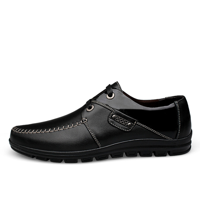 HECRAFTED Moekad täisnahast meeste kingad