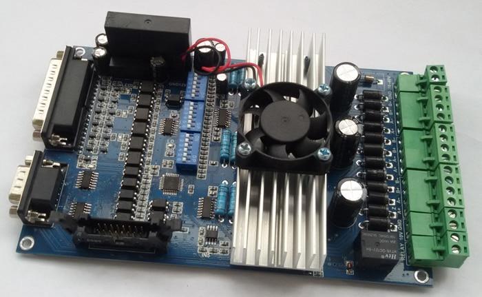 Four Axis  TB6600 CNC Driver &Controller Board.