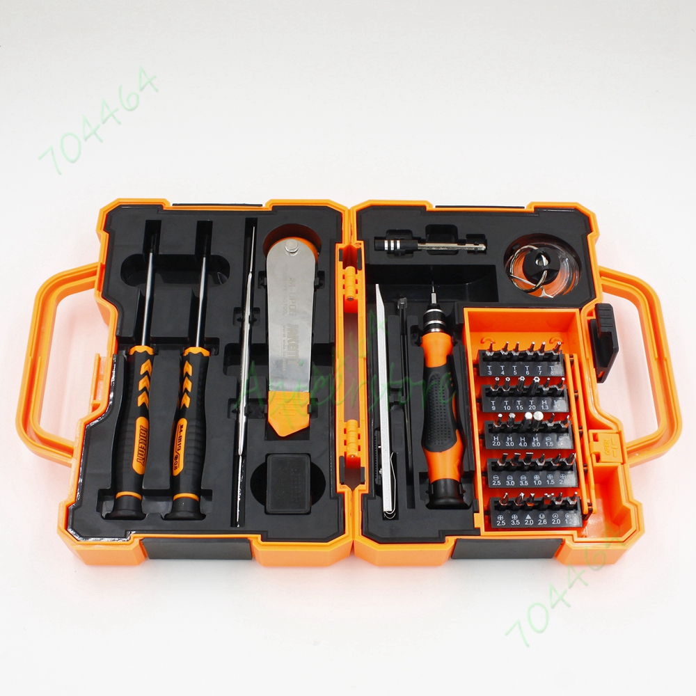 iphone repair tools toolkit 45 in 1 screwdrivers bits pry opening tool for 2271