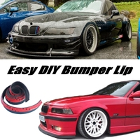 Bumper Lip Front Deflector For BMW Z3 E36 E36/7 1995~2002 / Front Skirt Spoiler For Car Tuning / The Stig Recommend Body Kit