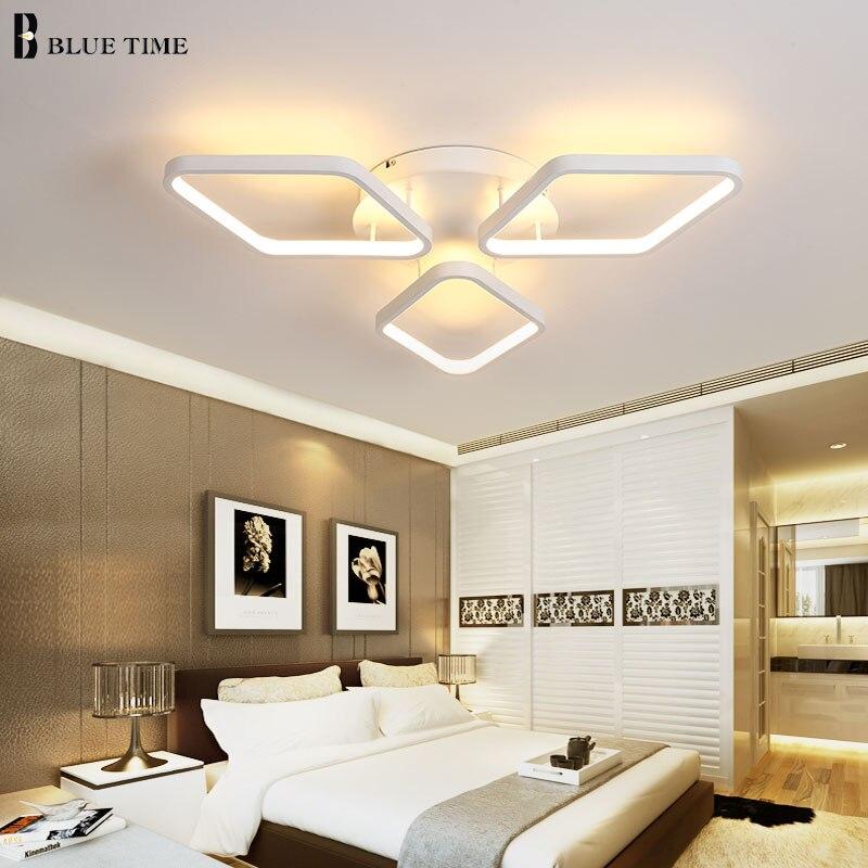 Led Deckenleuchten Moderne Fr Leuchten Plafon Deckenleuchte Licht Wohnzimmer Schlafzimmer Lamparas De Techo