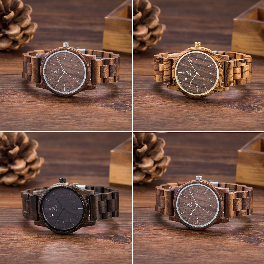 New Arrival Hot selling Wooden WristWatches Men Quartz Watch Wooden Bracelet Wrist Watch Walnut Wood Watch For Men Women Gifts 2016 new hot sale brand magic star black white analog quartz bracelet watch wristwatches for women girls men lovers op001