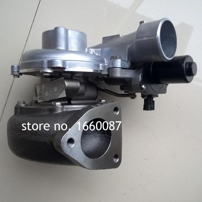 Turbocompresseur CT16V avec actionneur électrique 17201 0L040 17201 30110 turbo chargeur pour Toyota Hilux 1KD Vigo 3000|turbocharger electric|turbocharger toyota|turbocharger actuator - title=
