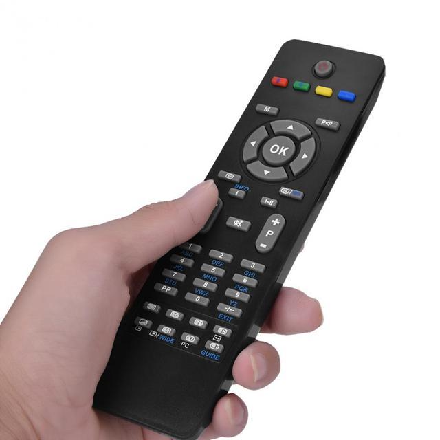VBESTLIFE RC1205 evrensel Hitachi için akıllı LED TV uzaktan kumanda kontrolörü yedek kablosuz uzaktan kumanda yüksek kalite