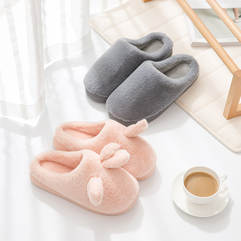 9436P hua new style bedroom woman shoes Bread slippers Cotton Home Slippers9436P hua new style bedroom woman shoes Bread slippers Cotton Home Slippers