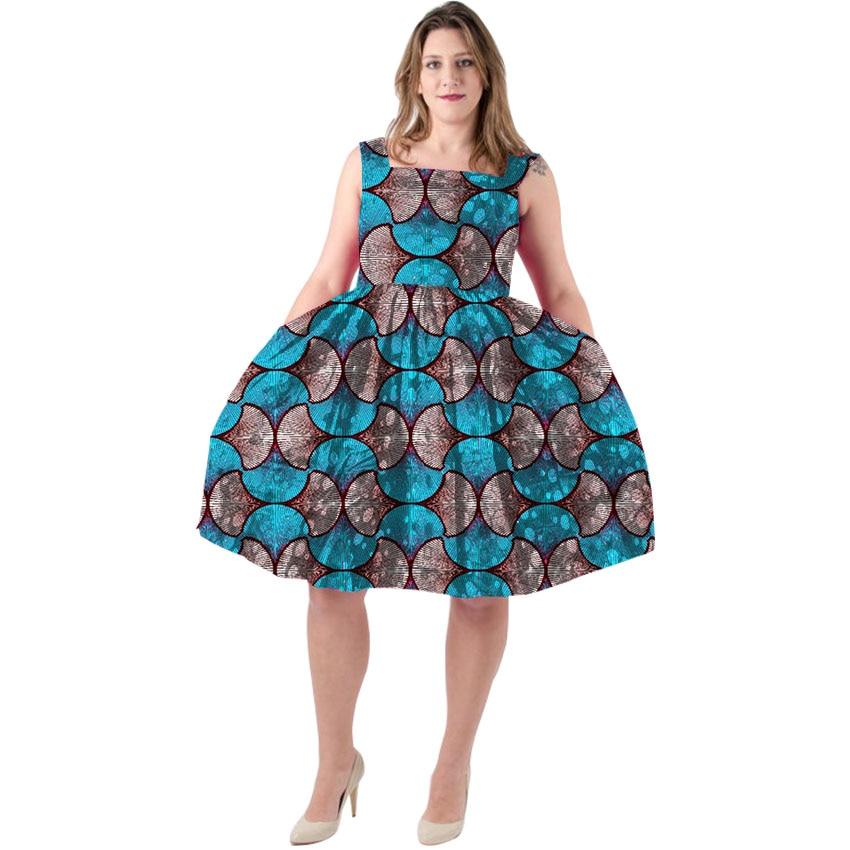 Africaine 7 2 1 3 Sur Manches Femmes 6 Commande Fait Costume Design Nouveau Robes Ladys 5 Dashiki 4 Vêtements Africain Impression Dames Sans wBqxpF6T