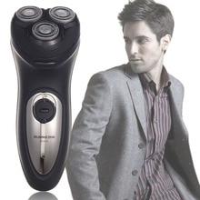Hot Sale Men's Large Power 3D Floating Head Rechargeable Electric Shaver Men Razor Drop Shipping