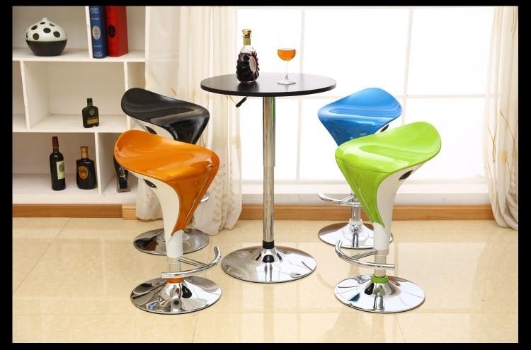 купить Home restaurant coffee chair Hotel Club Stool dining room blue color Commercial furniture chair stool free shipping по цене 24107.42 рублей