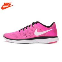 Original NIKE Summer Breathable Flex RN Women's Running Shoes Sneakers