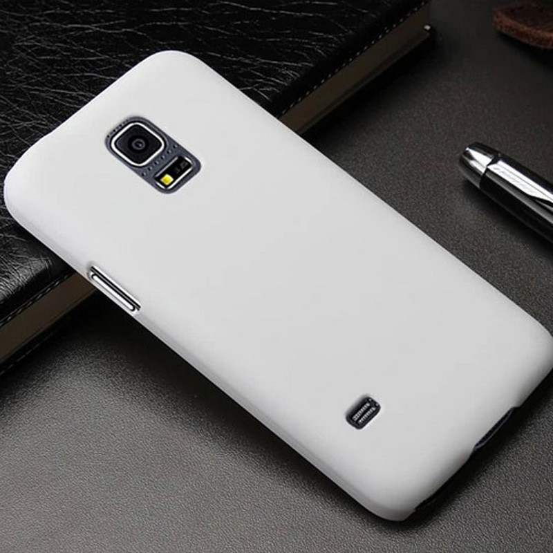 For Coque Samsung S5 mini Case Hybrid Frosted Hard Plastic Back