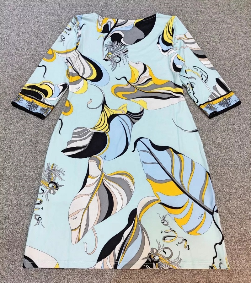 More /& More Femmes Jersey Robe