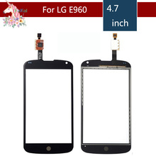 купить 4.7 For LG Optimus Nexus 4 E960 LCD Touch Screen Digitizer Sensor Outer Glass Lens Panel Replacement дешево