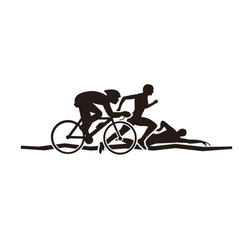 Aliexpress Com Buy 18 9 6 4cm Personalized Triathlon