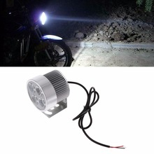 DC12-85V 20W High Bright LED Spot Light Head Lamp Bulb Electric Car Motorcycle