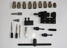 Common rail дизель инжектор разборка наборы инструментов 20 шт., форсунок common rail инструмент