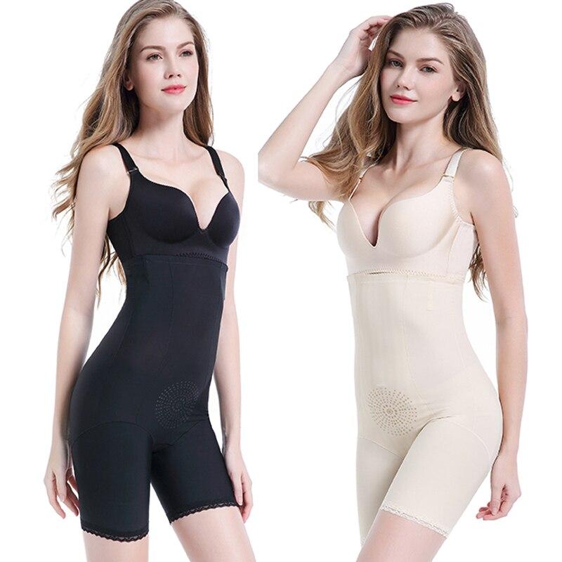 2019 Body Shaping Underwear Butt Lifter Shaper Slim Shapewear Slimming Bodysuit Women   Bustier     Corset   Tummy Shaper Waist   Corset