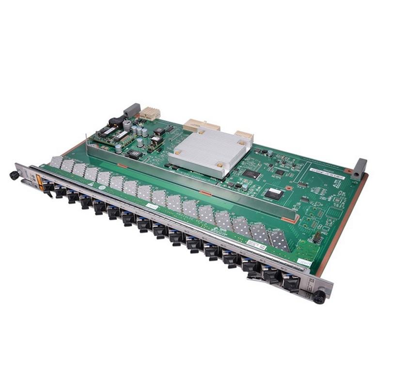 HUWEI GPON EPON 8 порты 16 сервисная плата для HUAWEI OLT с C + SFP модули