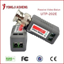 30PCS/15PAIRS CCTV CAMERA PASSIVE TWISTED PAIR VIDEO BALUN UTP
