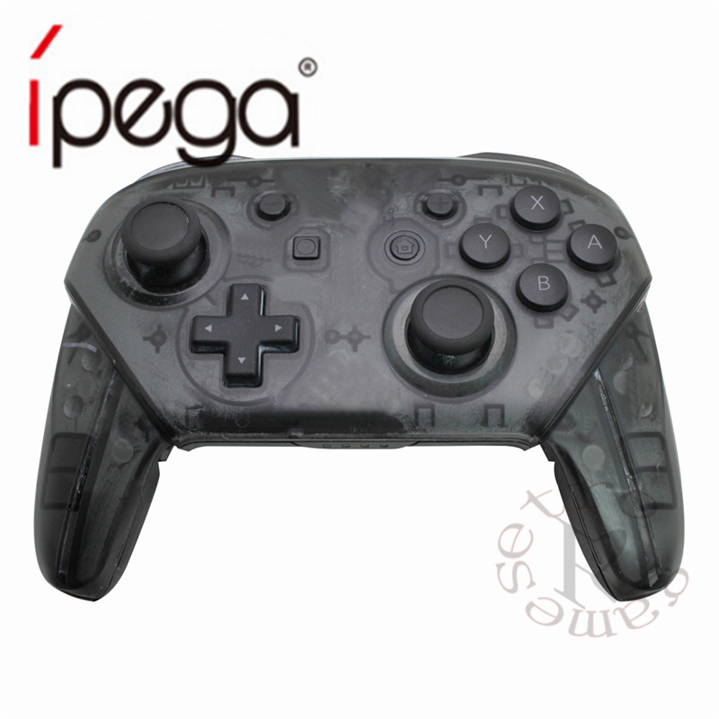 Wireless Gamepad Game joystick Controller For Nintendo Switch Pro NS Host Bluetooth Handle Support Somatosensory Vibration