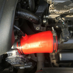 2019 Mới Tăng Cường Cao Su Silicone EGR Turbo Intercooler Vòi Ống Cho Xe Mazda AXELA CX-5 Atenza