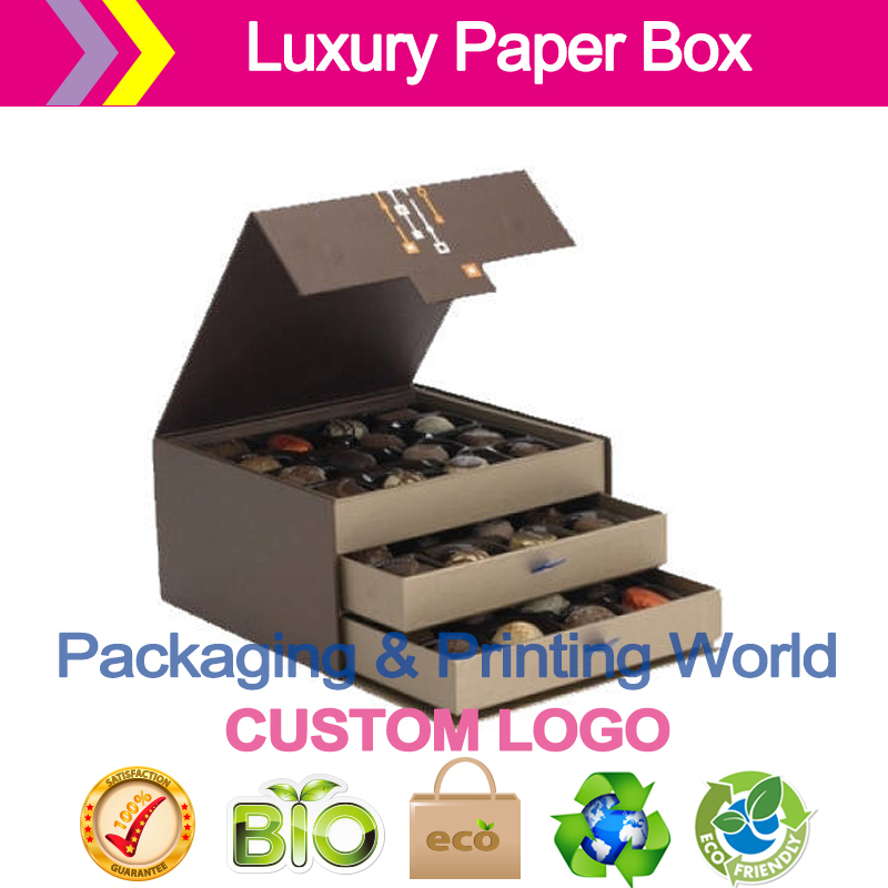 Aliexpress.com : Buy Sell Handmade Paper Gift Box color printing ...