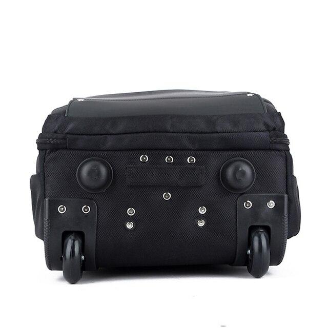 MAGIC UNION Trolley School Bags boy Backpacks Brand Design Teenagers Best Students Travel Business Waterproof Schoolbag 2