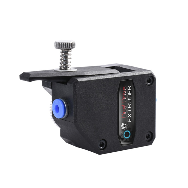 3D Printer Parts BMG Extruder Clone Bowden Extruder Dual Gear Drive Extruder BMG Deceleration Extruder for 3D CR10 in 3D Printer Parts Accessories from Computer Office