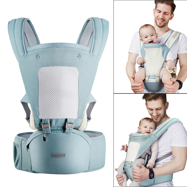 Baby Accessories Best Selling Cotton Kangaroo Baby Carrier Hipseat Front Baby Sling portabebe Baby Seat