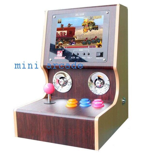 Date famille professionnelle classique en bois Mini simulateur