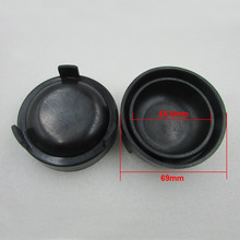 for skoda Octavia 10-14 Headlight back cover dust-proof waterproof cover rubber cover small 1pcs все цены