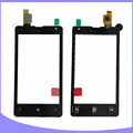 New for Nokia Microsoft Lumia 435 n435 532 n532 digitizer touch screen front glass lens panel