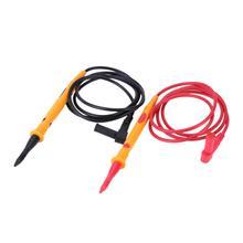Sonde de Test multimètre TU-3010B de couleur jaune, câble de stylo de Test de haute qualité