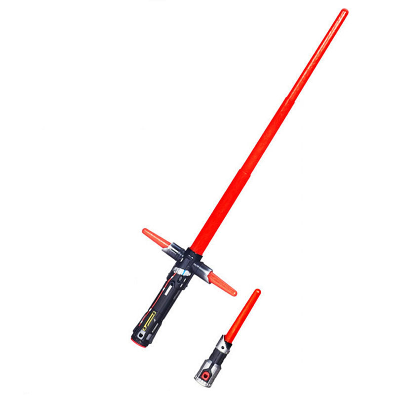 Star Wars 7 Episode VII lightsaber 99cm Action & Toy Figures Plastic Weapon Laser Light saber Sword Rogue One