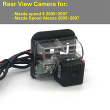 Car Rear View Camera for Mazda speed 6 Speed Atenza 2005 2006 2007 Wireless Reversing font