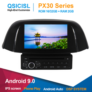 Android 9.0 car radio multimedia player for Renault Runna quad core 1 din 7